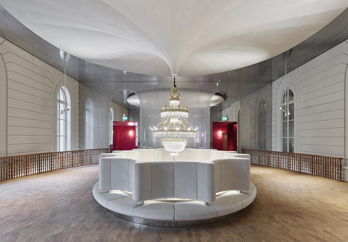 Gesamtsanierung und Erweiterung Stadcasino Basel